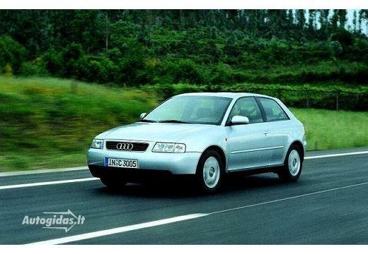 Audi A3 1996-2000