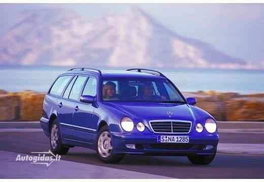 Mercedes-Benz E 320 1999-2003