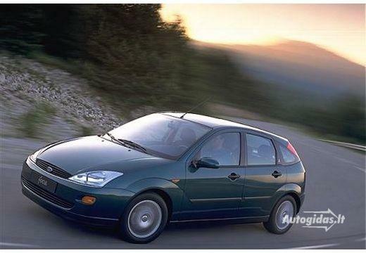 Ford Focus 2000-2001