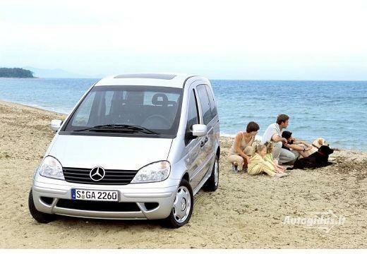Mercedes-Benz Vaneo 2001-2005