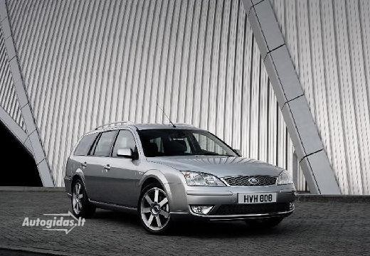 Ford Mondeo 2006-2007