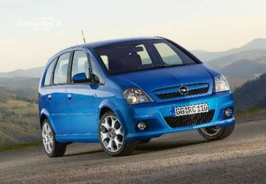 Opel Meriva 2006-2009