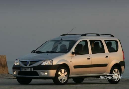 Dacia Logan 2007-2009
