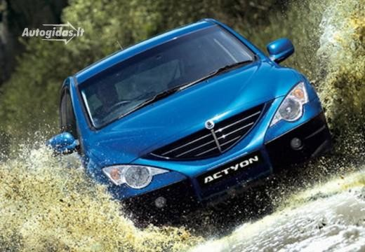 Ssangyong Actyon 2007-2008