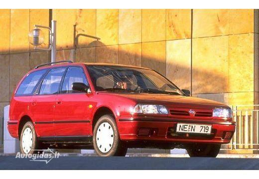 Nissan Primera 1993-1995