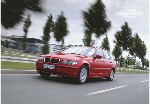 BMW 330 2003-2005