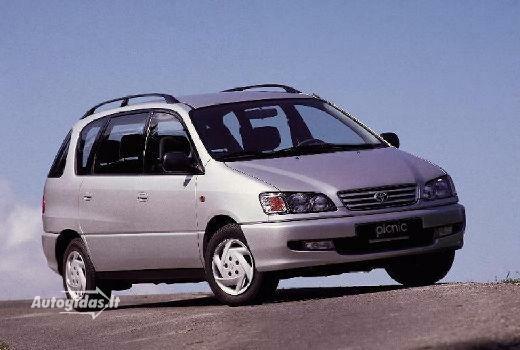 Toyota Picnic 1997-2001