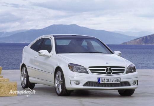 Mercedes-Benz CLC 2008-2010