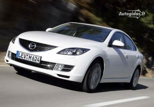 Mazda 6 2009-2013