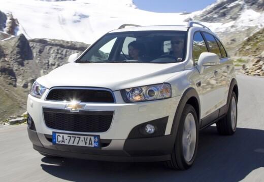 Chevrolet Captiva 2011-2012