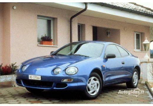 Toyota Celica 1996-2000