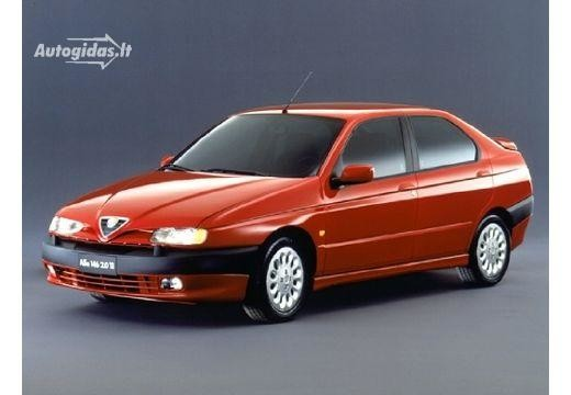 Alfa Romeo 146 1998-1999