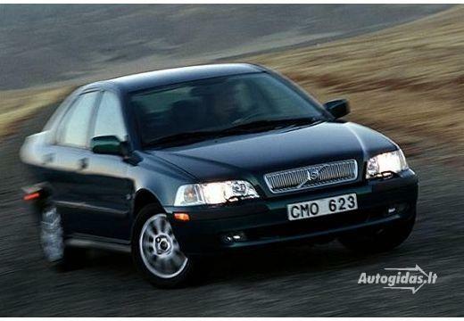 Volvo S40 2000-2002