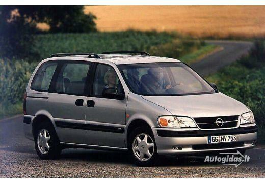 Opel Sintra 1998-1999
