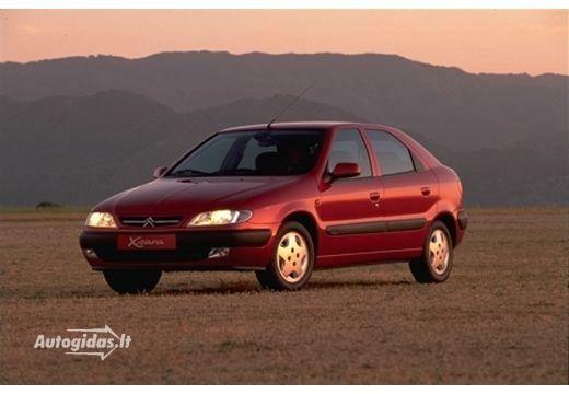 Citroen Xsara 1997-1998
