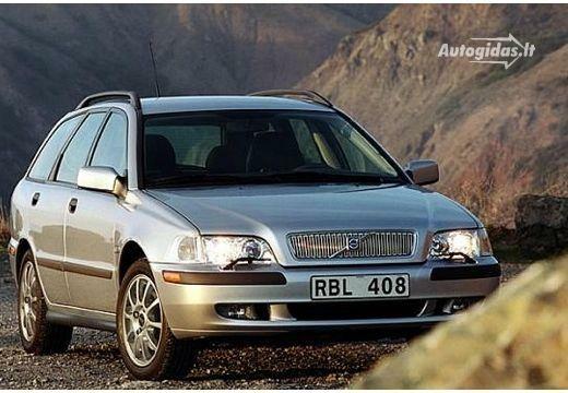 Volvo V40 2002-2003