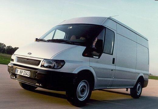 Ford Transit 2002-2004