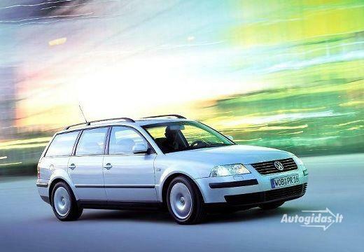 Volkswagen Passat 2003-2005