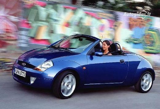 Ford Streetka 2004-2005