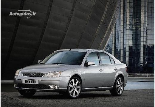 Ford Mondeo 2005-2006