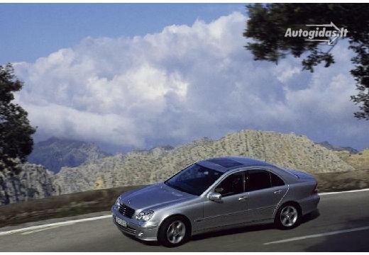 Mercedes-Benz C 180 2006-2007