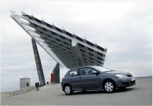 Toyota Corolla 2006-2007
