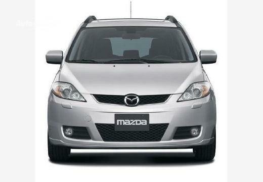 Mazda 5 2006-2008