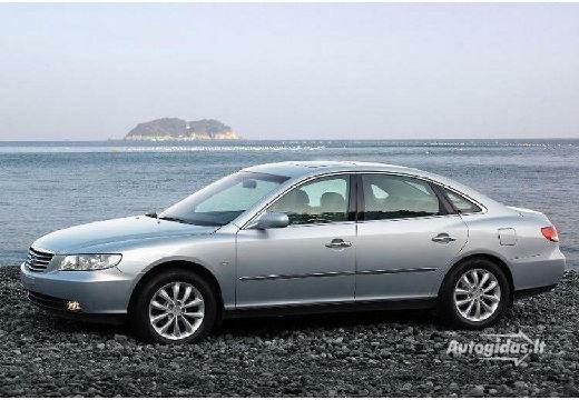 Hyundai Grandeur 2006-2010