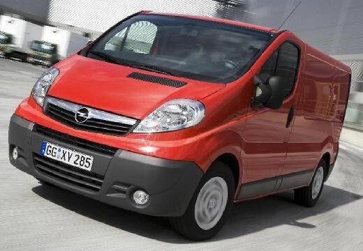 Opel Vivaro 2006-2012