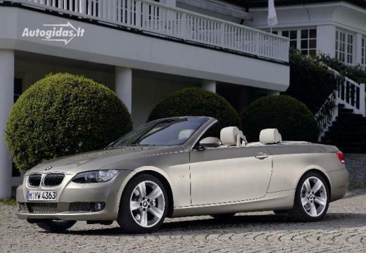 BMW 325 2007-2009