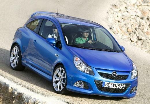 Opel Corsa 2007-2010