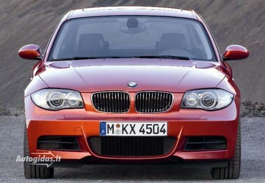 BMW 125 2008-2014