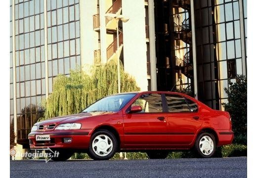 Nissan Primera 1996-1997