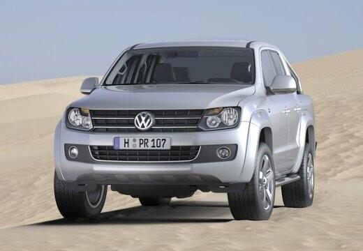 Volkswagen Amarok 2010-2012