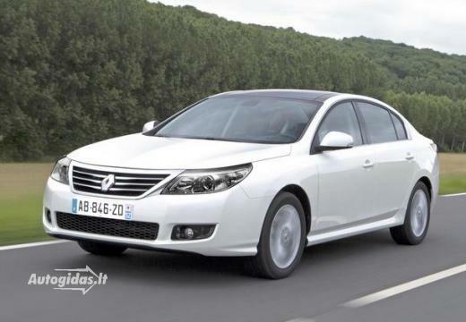 Renault Latitude 2010-2013