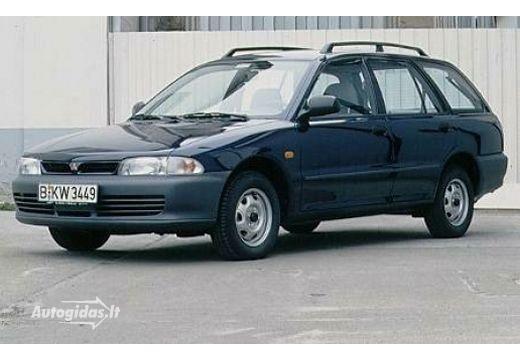 Mitsubishi Lancer 1996-2002