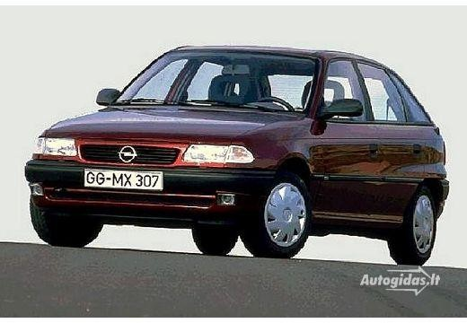 Opel Astra 1997-1998