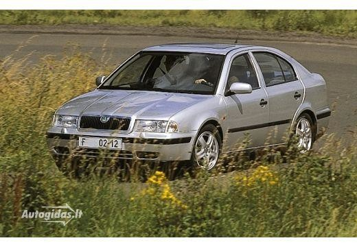 Skoda Octavia 1999-2000