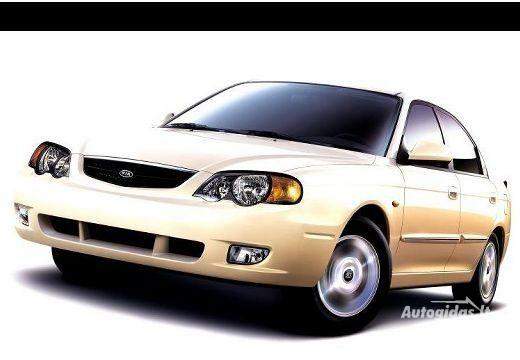 Kia Shuma 2001-2002