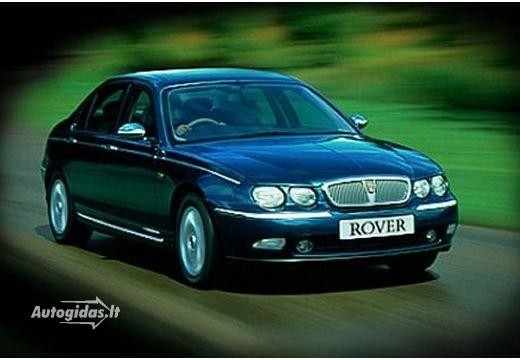 Rover 75 2002-2004
