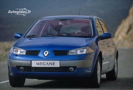 Renault Megane 2002-2006