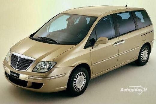 Lancia Phedra 2004-2006