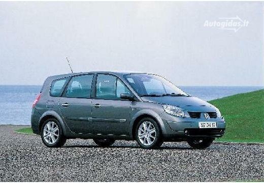 Renault Scenic 2004-2006