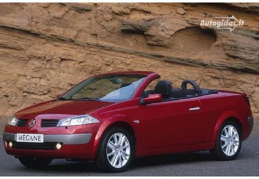 Renault Megane 2004-2006