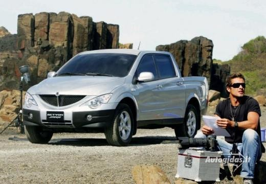 Ssangyong Actyon 2006-2010