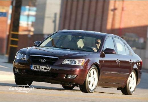 Hyundai Sonata 2007-2008