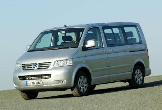 Volkswagen Transporter 2007-2008