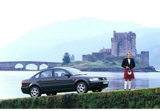 Volkswagen Passat 1996-2000