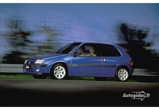 Citroen Saxo 1997-1998