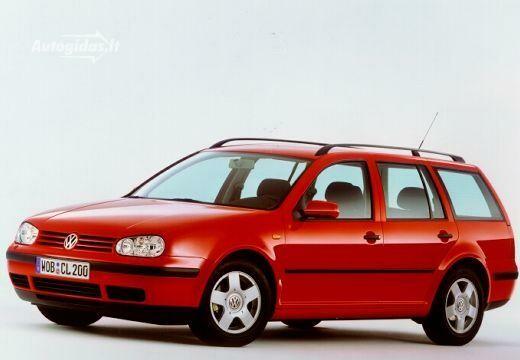 Volkswagen Golf 2000-2002